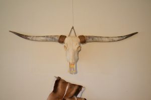 Longhorn ongebleekt 1