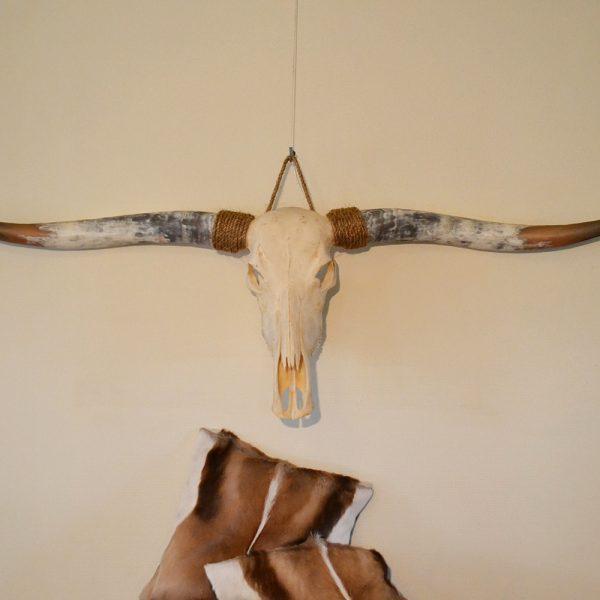 Longhorn ongebleekt 4